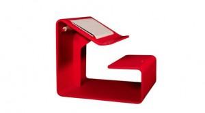 La chaise et la table d'un pupitre sont aussi inséparables que le texte et l'image en traduction